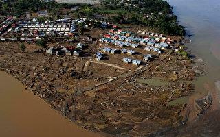 菲瓦西台风近千死 本年最严重风灾