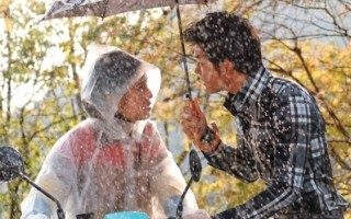 宥勝外景戲常遇雨 需雨時卻出太陽