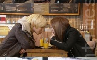 SHINee泰民与f(x)的Krystal扮恋爱男女