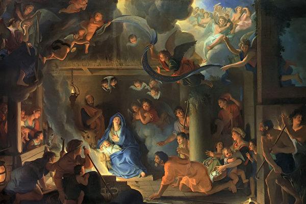查理‧勒布杭《牧羊人的禮拜》。(公有領域)