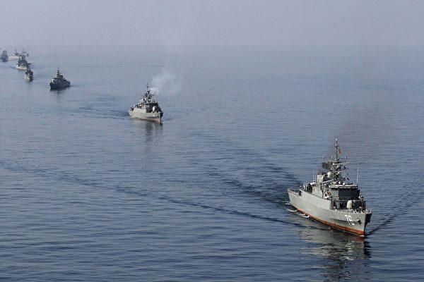 霍爾木茲海峽新事件 武裝分子登上中國船隻