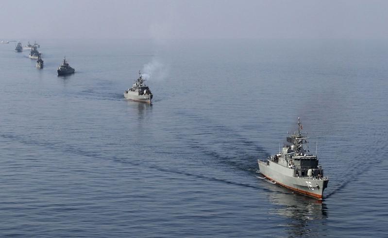 霍爾木茲海峽新事件 武裝份子登上中國船隻