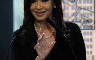 手术后证实 阿根廷总统未罹癌