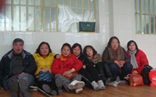 上海召開「兩會」 數百訪民被關黑監獄