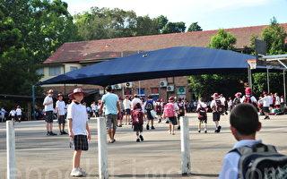 學生上悉尼精英中學日行百公里