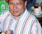 何俊仁(香港民主黨主席、立法會議員)(攝影:潘在殊/大紀元)