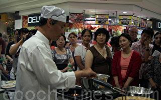 名廚商城大秀中國菜 悉尼好市圍迎龍年