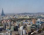 尽管联合国禁止各国向朝鲜出口奢侈品,但在平壤的奢侈品商店内,仍然可买到各种高档品。图为北韩平壤。(AFP)