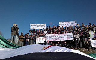俄續阻制裁敘利亞鎮壓 人道者被殺