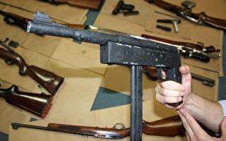 澳洲紐省警方繳獲槍支和大量毒品
