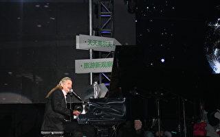 马修获公益音乐人  以《狼》唤醒环保意识