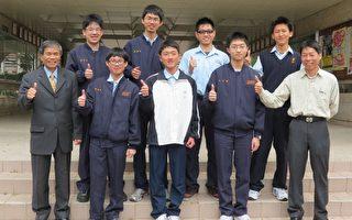大学学测 嘉义高中整体成绩飞跃成长