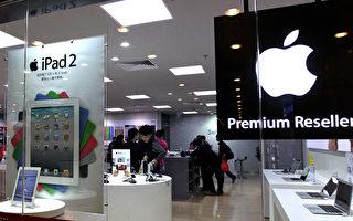 不敵廉價品  蘋果手機中國市占率跌至第五