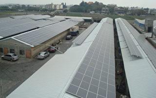 全国最大太阳能光电养猪场 异业共创环保绿能