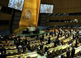 联大压倒性谴责叙利亚 俄中继续唱反调