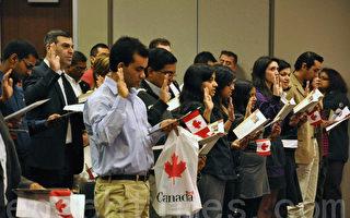2019年 加拿大中港移民入籍人数暴增40%