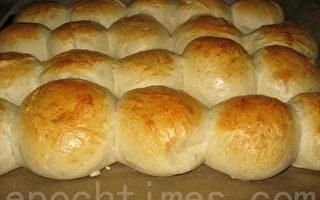丹麥小麵包和可可奶