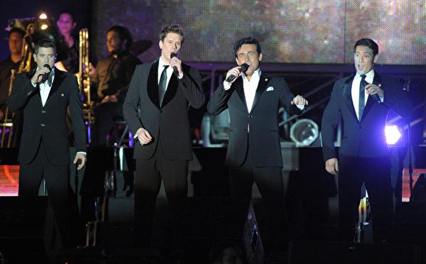 「美聲男伶」雖然門票昂貴,歌迷仍覺值得。