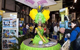 组图:2012纽约第九届国际旅游展