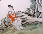 中国传统画家章翠英作品-冰清玉洁(图片来源:作者提供)