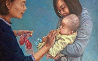 杨翠华2012油画个展 嘉市文化局展出
