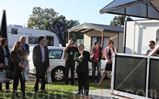 探秘2012澳洲维省最大房车展