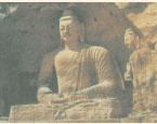 中国古代雕刻艺术宝库云冈石窟