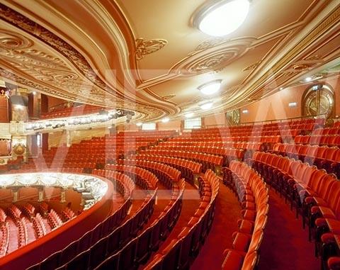 倫敦大劇院內景(London Coliseum)(劇院提供)