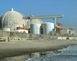 位于美国圣地亚哥县西北,5号州际公路边的圣奥弗雷核电站。(MARK RALSTON/AFP/Getty Images)
