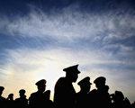 究竟中共這樣的獨裁邪惡政權還能走多遠?大家都在緊張關注。 (Photo by Feng Li/Getty Images)