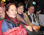 宜昇、宜得企業社董事長楊錫謀伉儷(右一右二)(攝影:戴德蔓/大紀元)