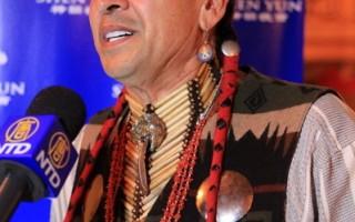 美洲印第安人:将神的信息带到人间