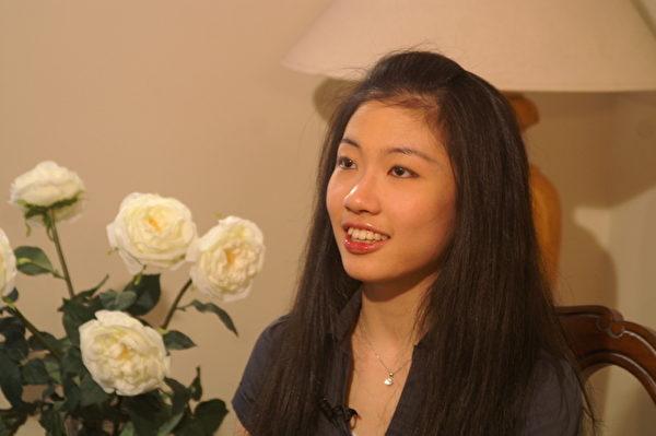 鄭道詠於2012年3月在紐約接受採訪(大紀元)