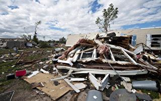 美中西部龙卷风致5死29伤