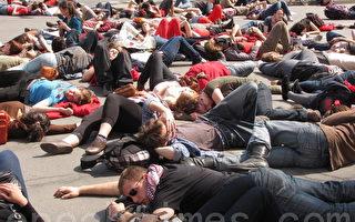 反对涨学费 加魁北克学生抗议变骚乱 6人受伤
