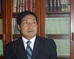 大陸經濟學家,前中國發展新戰略研究所戰略專家、《參照》雜誌副主編綦彥臣(網絡圖片)