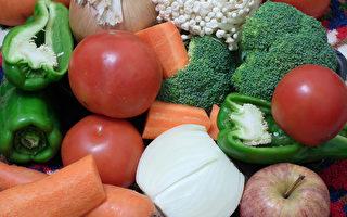 最新調查:九成中國人蔬菜吃太少