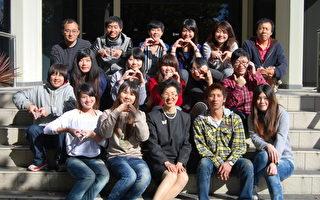 駐澳代表張小月與在澳打工的台灣青年座談
