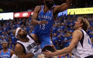 NBA衛冕冠軍小牛遭橫掃 首輪出局