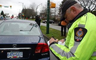 新西敏違規駕駛 罰單和以往不一樣