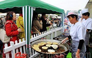 浸透美味与风情的英国夏季食品节
