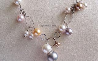 創意飾品DIY:時尚珍珠傳「馨」意
