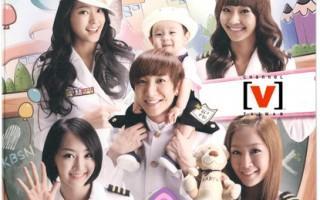 韓星偶像育兒初體驗 近期播出全紀錄