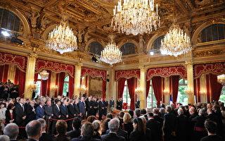法國新總統宣誓就職 赴德途中專機遭雷擊