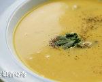 玉米浓汤(摄影: 新唐人电视台 提供)