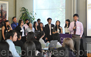 亚裔学生倡导计划成果汇报
