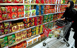 中国人进食方便面数量惊人 一分钟八万包
