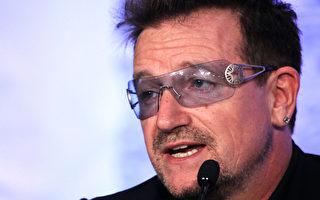 U2主唱波諾善理財 援助非洲