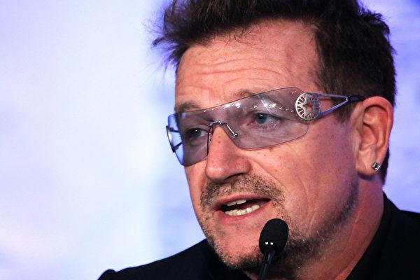 U2主唱波诺善理财 援助非洲