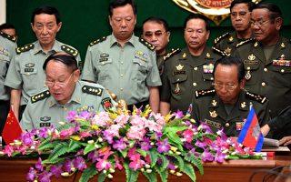 解放军总参谋部附和胡锦涛 梁光烈访柬遭警告